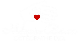 Mélanie Buron Ostéopathe - Logo